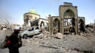 "Regierung verkündet Ende des IS-""Kalifats"""