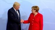 Drahtseilakt für Merkel