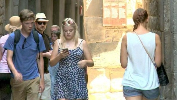 Touristen verdrängen Einwohner