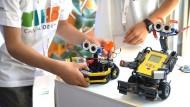 Google eröffnet Zukunftswerkstatt in München