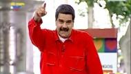 """Maduro wirbt mit """"Despacito"""" für Verfassungsreform"""