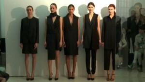 Eine deutsche Jungdesignerin auf der Pariser Modewoche