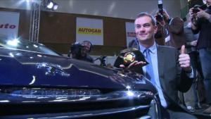 Peugeot 308 ist Europas Auto des Jahres