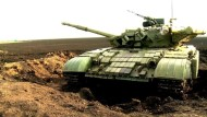 Angst vor dem Einmarsch russischer Truppen