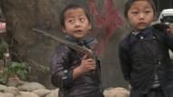 Zu Besuch im Dorf der schießenden Chinesen