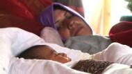 Sorge um syrische Babys