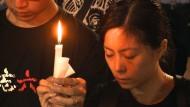 Tiananmen-Blutbad auch nach 25 Jahren totgeschwiegen