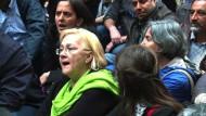 Gezi-Park-Demonstranten fürchten Gefängnisstrafen