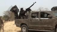 Nigerianische Mädchen noch immer verschleppt