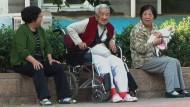 China sorgt sich um die steigende Zahl an Senioren