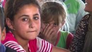 Vertrieben und allein: Kinder leiden am meisten im Nordirak