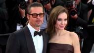 Angelina Jolie und Brad Pitt haben geheiratet