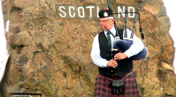 Ja zur Unabhängigkeit von Schottland!