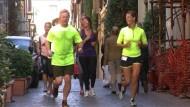 Rom-Tour für Jogger