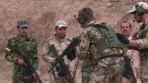 Bundeswehr trainiert Kurden