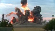 Luftangriffe treffen Dschihadisten in Kobane