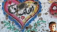 Sprayer in Gaza erobern Mauern und Wände