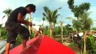 Ein Jahr nach Supertaifun Haiyan