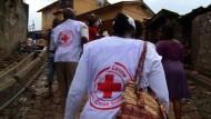 Spurensucher im Ebola-Gebiet