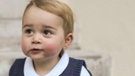 Neue Fotos von Prinz George