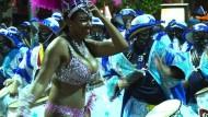 Uruguayer sind 40 Tage lang im Karnevalsrausch