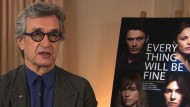 "Wim Wenders zu ""Every Thing Will Be Fine"""