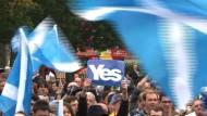 Schottische Nationalisten als Königsmacher
