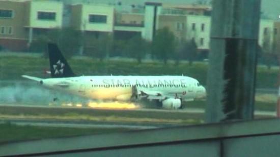 Turkish-Airlines-Maschine muss notlanden