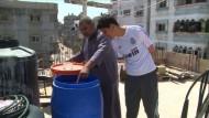 Kampf um Trinkwasser im Gazastreifen