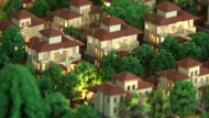 China baut ganze Städte im Miniaturformat