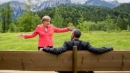 Was vom G-7-Gipfel hängen bleibt