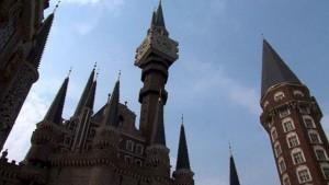 Harry Potters Zauberschule steht in China