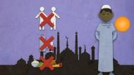 Der heilige Fastenmonat der Muslime