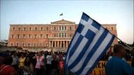 """Griechen in der Krise: """"Wir fühlen uns getreten"""""""