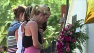 Trauer und Wut in Charleston