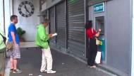 Hilfen für Athen werden nicht verlängert - Griechen verunsichert