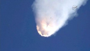 SpaceX-Rakete Falcon 9 explodiert nach Start