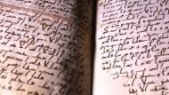 Koranfragment aus den ersten Jahren des Islam entdeckt