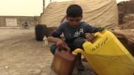 Syrische Kurden produzieren ihr eigenes Benzin