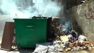 Müll-Krise im Libanon