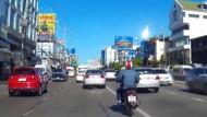 Feuerball verzaubert Thailand