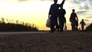 Neue Route: Erste Flüchtlinge erreichen Kroatien