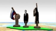 Die russisch-syrischen Beziehungen