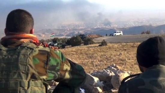 Kurden wollen IS vertreiben