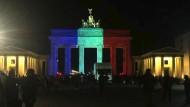 Die Welt trauert mit Frankreich