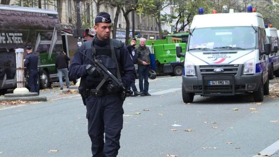 Frankreich rüstet auf