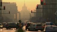 Sofia ist die Smog-Hauptstadt Europas