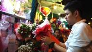 Letzter Valentinstag für Bangkoks Blumenmarkt?
