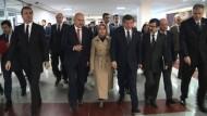 Elf Verdächtige nach Anschlag in Ankara festgenommen