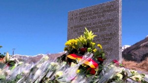 Französisches Alpendorf empfängt Germanwings-Angehörige